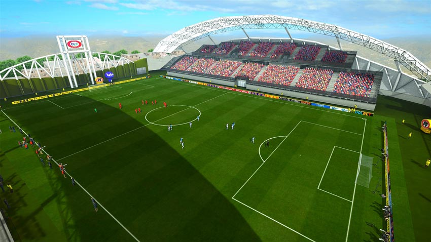 Estadio Municipal Nicolas Chahuan Nazar For PES 2013