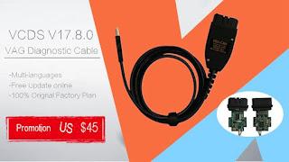 Choose Best VCDS 17 8 0 Crack Cable VAG COM 17 8 0