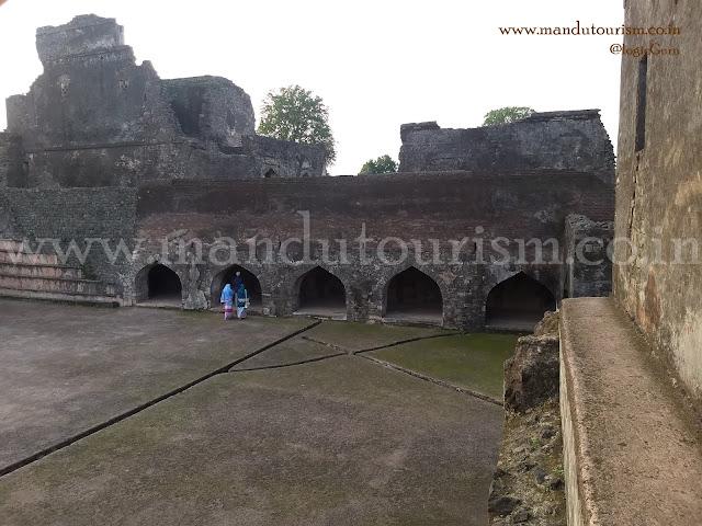 Information about Jal Mahal Mandu