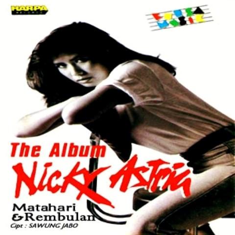 album nicky astria matahari dan rembulan