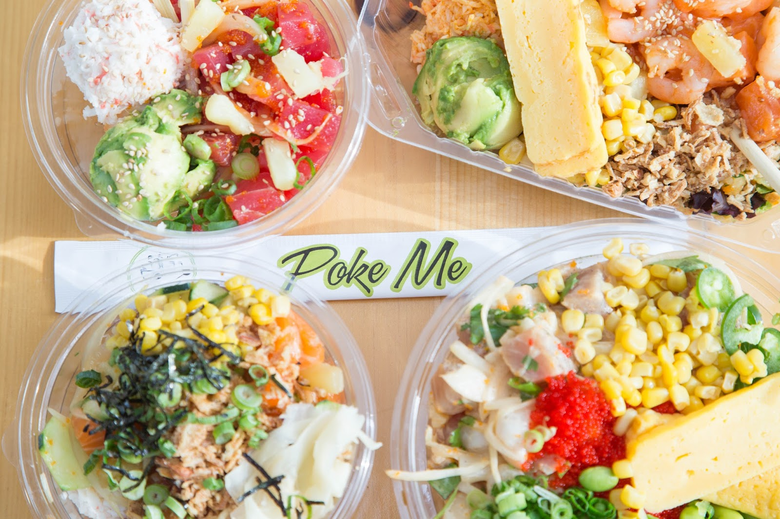 Aug 18 | Poke Me Opens First Orange County Location in Irvine - Free Swag For Guests