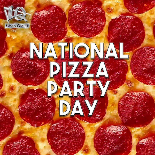 National Pizza Party Day Wishes Sweet Images