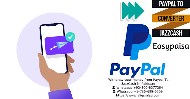 Get Verified PayPal Account in Pakistan