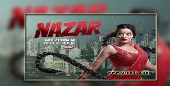 Sinopsis Nazar ANTV Senin 5 April 2021 - Episode 99