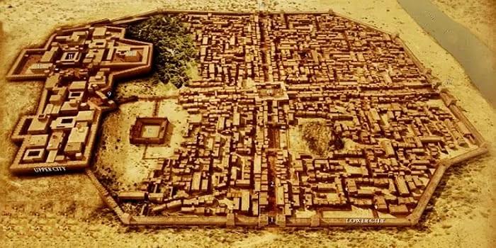 Mysterious Ancient City Mohenjo Daro