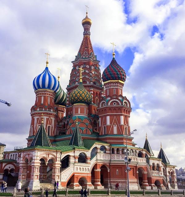 catedral de sao basilio russia moscou