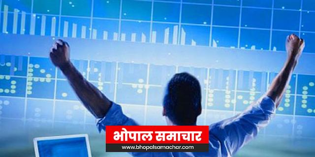 शेयर बाजार: निवेशकों को 1 दिन में 6.83 लाख करोड़ रुपए का फायदा