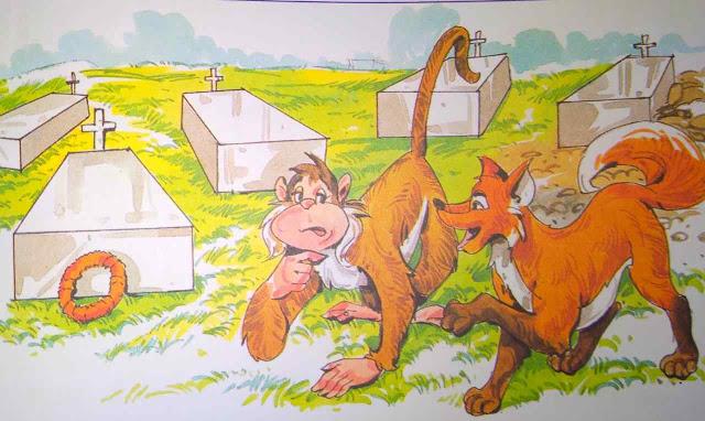 बंदर के पूर्वज (Short Story For Kids In Hindi)