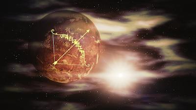 7 octombrie - 5 noiembrie 2021: Venus tranzitează Săgetătorul