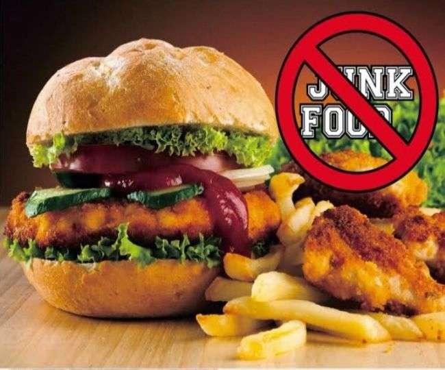 स्कूल कैंटीन, परिसर के आसपास जंक फूड की बिक्री पर प्रतिबंध