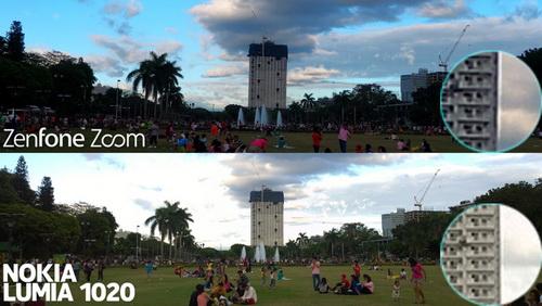 Hasil Kamera Asus Zenfone Zoom vs. Lumia 1020