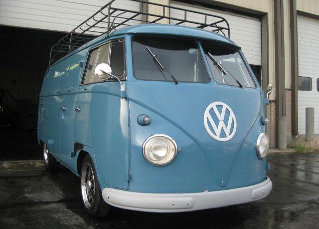 1957 Volkswagen Panel Van
