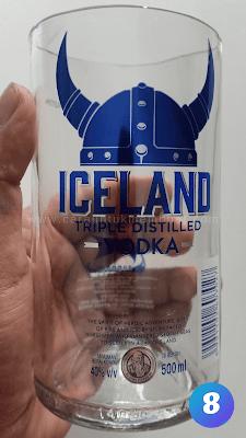 Gelas dari Botol