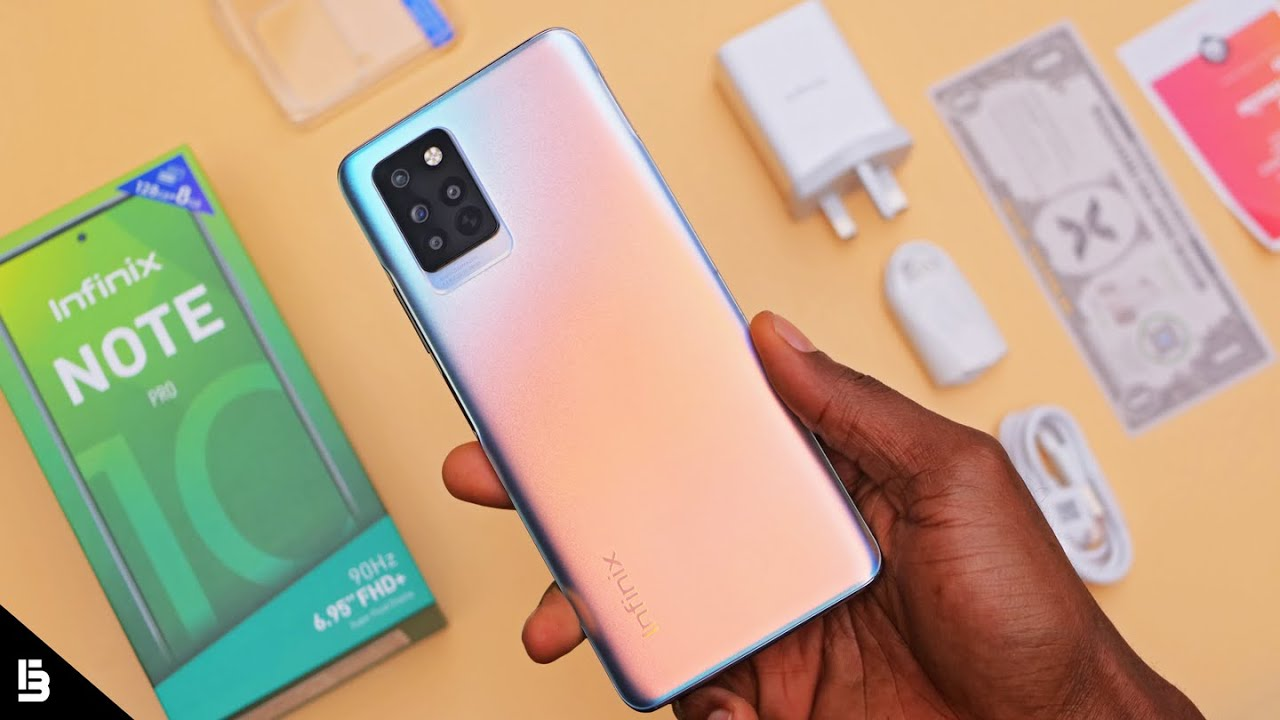 Infinix Note 10 Series to be launched in India on 7th June