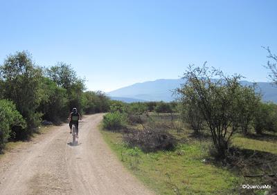 Brechas que se pueden recorrer caminando en Santa Cruz de las Flores