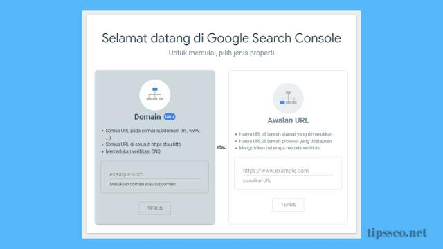 Apa Itu Google Search Console
