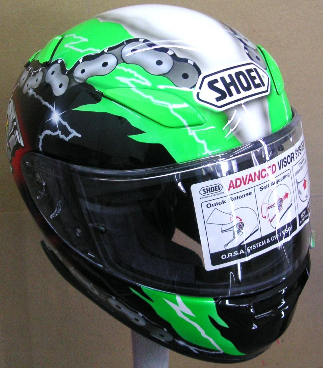Hand Painted Ski Helmets