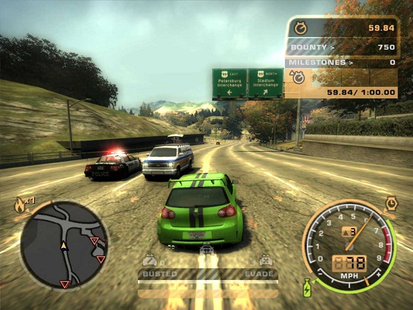 Need For Speed Most Wanted 2005 Pc Rip Highly Compressed