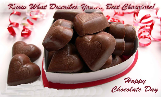 Happy Chocolate Day Status