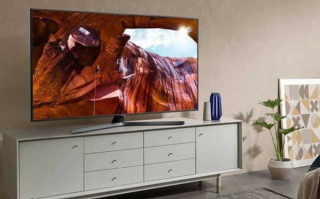 Samsung Crystal UHD 2020 55TU8505: análisis