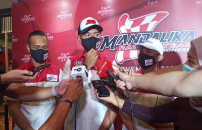 Kabar Mengejutkan Mandalika Racing Team Ditinggal Direktur Teknis