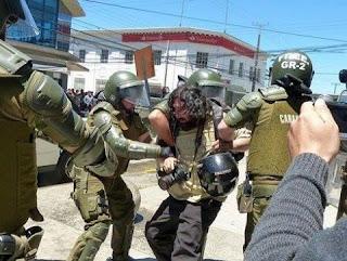 """Araucanía: """"Chile pareciera avanzar más hacia un Estado policial que hacia uno democrático"""""""