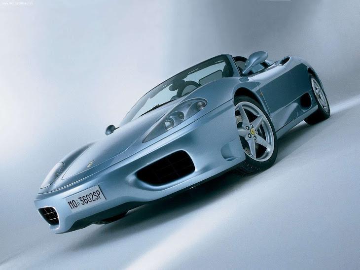 2001 Ferrari Spider
