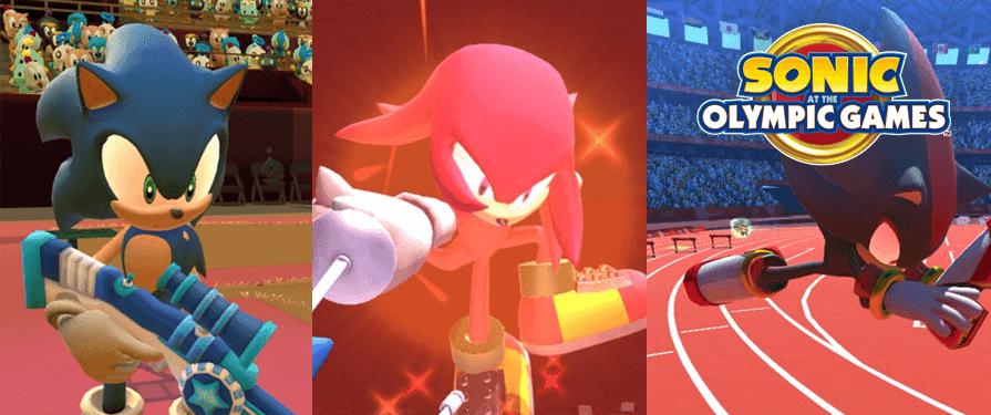 Game Sonic at the Olympic: Tokyo 2020 Akan Hadir Bulan Mei Mendatang