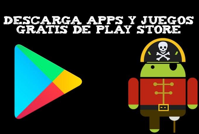 Descarga Apps y juegos Gratis de Play Store