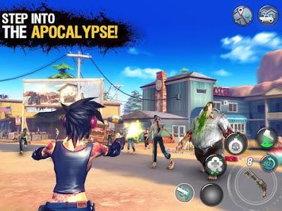 Dead Rivals Zombie MMO MOD APK