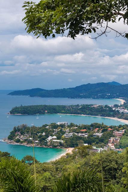Ката-Карон на острове Пхукет, Таиланд