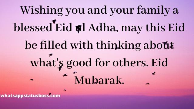 eid wise quotes.