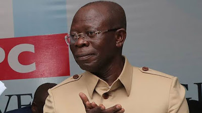 How Oshiomhole Assumed Office As Governor Edo And His Achievements