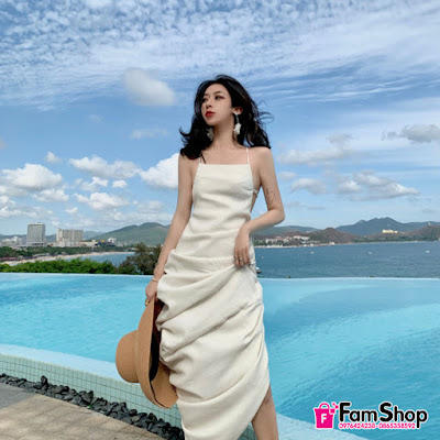 shop ban vay maxi gia re tai Kim Giang