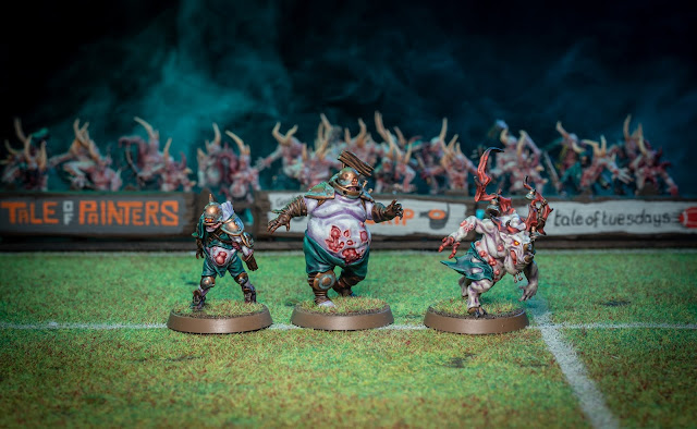 Tale of Tuesdays: Garfy Month 1 – Nurgle's Rotters