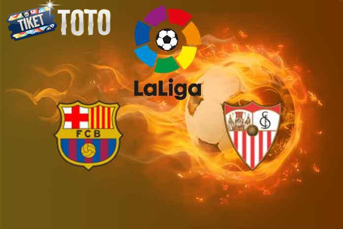 Barcelona Vs Sevilla Berakhir Imbang 1-1