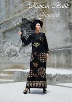 Busana Batik Cap Kombinasi by Rumah Batik Jinggar