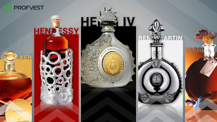 Топ 10 самых дорогих бутылок коньяка в мире