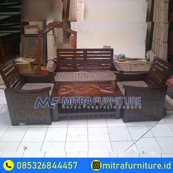 Kursi Tamu Minimalis Untuk Ruang Tamu Sempit