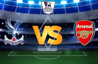 crysal palace vs arsenal derby london yang panas