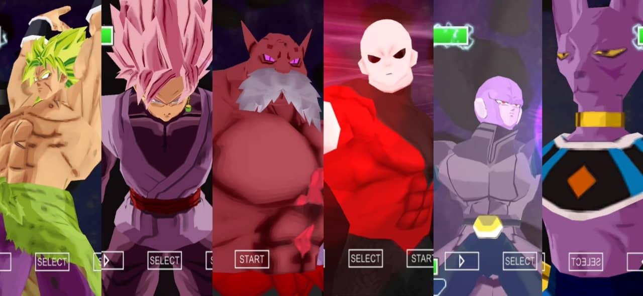 DBZ Ultimate Tenkaichi Tag Team Mod
