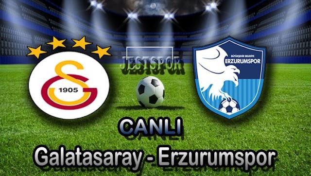 Galatasaray - BB Erzurumspor Jestspor izle