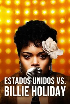 Estados Unidos vs. Billie Holiday Torrent - WEB-DL 1080p Dual Áudio