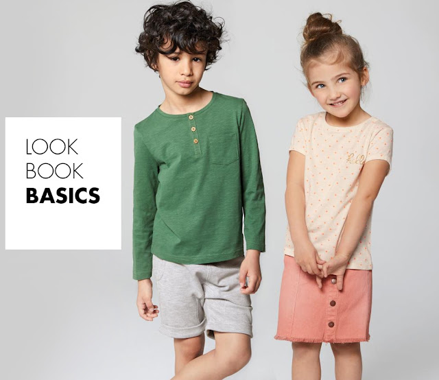 LOOKBOOK kiabi maroc basics enefants bebes ete 2017