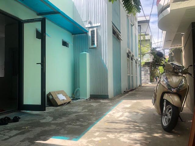 Cho thuê nhà nguyên căn đường Nguyễn Thành Hãn-Hải Châu-Đà Nẵng