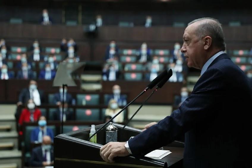 Ο Τούρκος πρόεδρος συγκρίνεται με δικτάτορες…