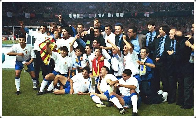 Zaragoza 1994-95 Recopa