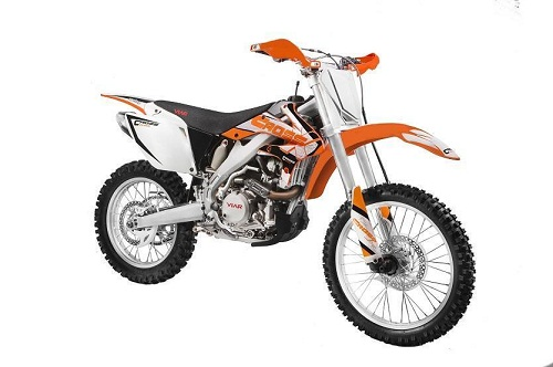 Motor Viar trail 150