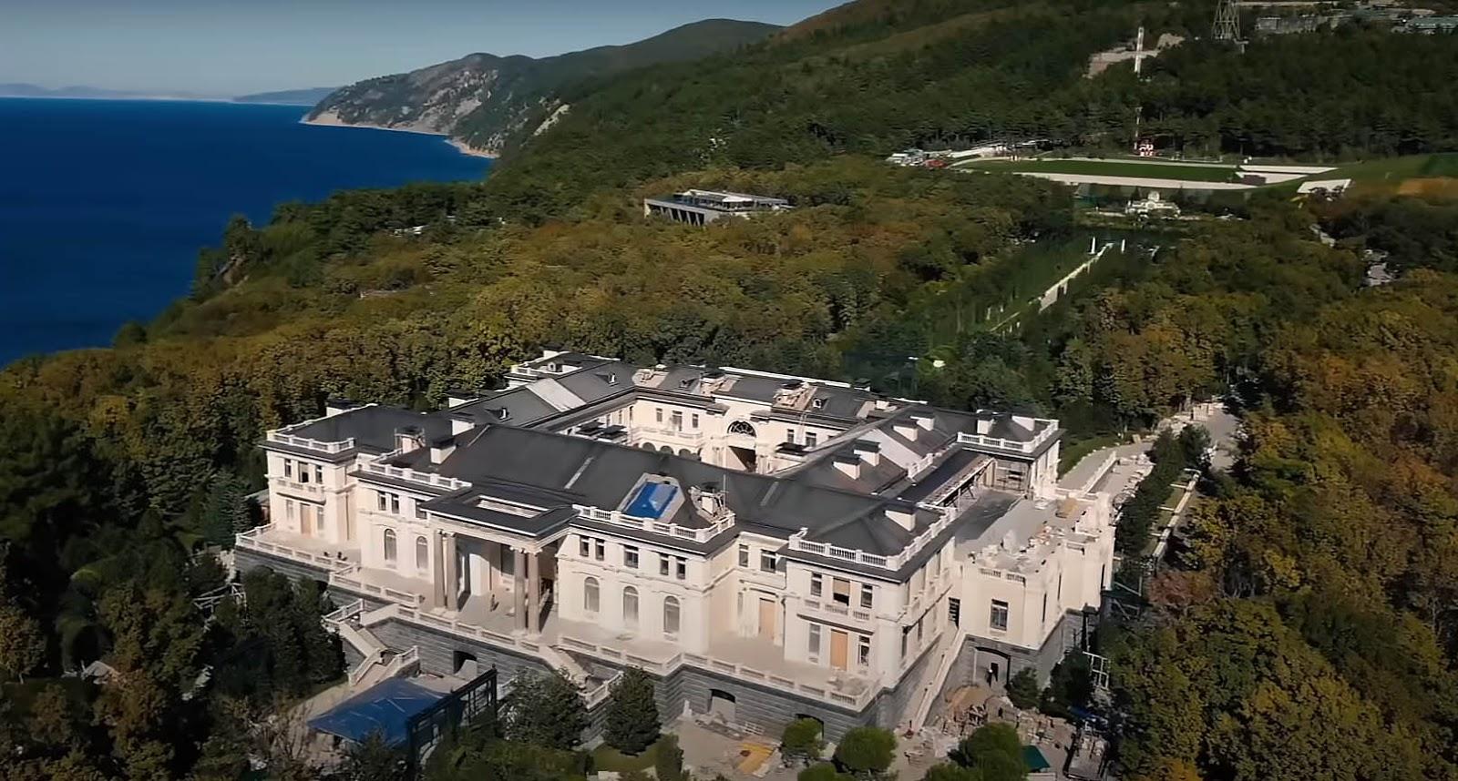 Дворец Путина фото