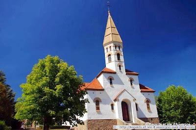 saint-éloy les mines, l'église